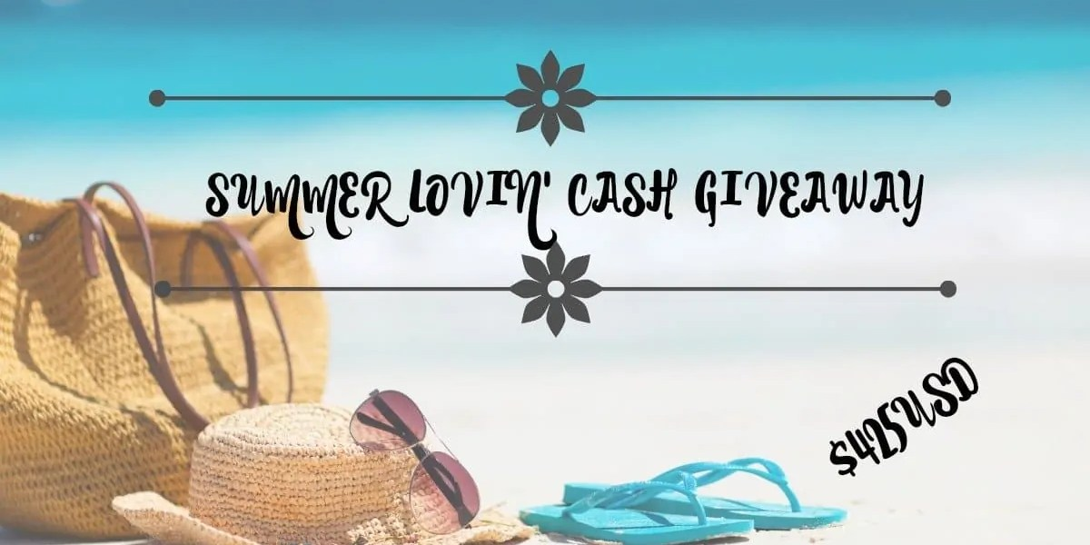 Summer Lovin' Cash Giveaway (Featured Image)