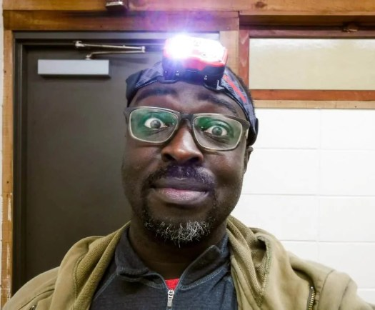 Better Camping with Coleman — The ONLY Way To Do It! — Coleman Conquer 200L LED Headlamp — In Action