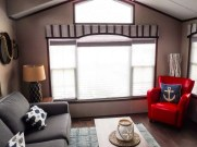 Make Vacay Matter More with Stays at Sherkston Shores! — Premium Rental Cottage Living Room