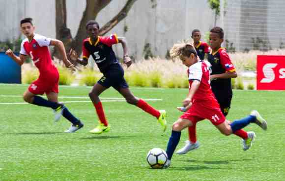 The 2017 Scotiabank CONCACAF Champions League Under 13 Fútbol Tournament—Chicago Fire vs Plaza Amador