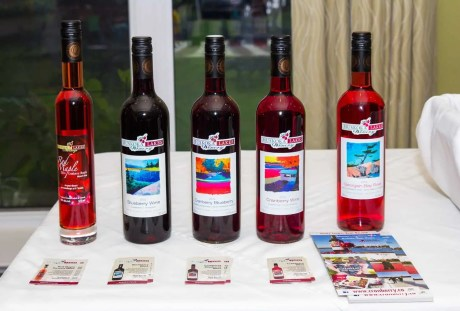 It's a Ford. #FordSummer. (Checking out the Ford Canada SUV Line in Muskoka!) — Muskoka Lakes Winery Wine Selection