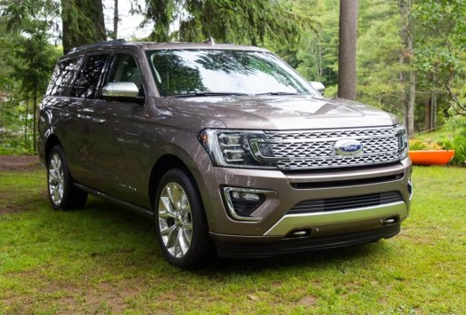 It's a Ford. #FordSummer. (Checking out the Ford Canada SUV Line in Muskoka!)—Sherwood Inn—All-New Ford Expedition