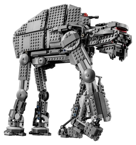 What Force Friday II Brought for Star Wars Fans Worldwide!—LEGO Star Wars First Order Heavy Assault Walker