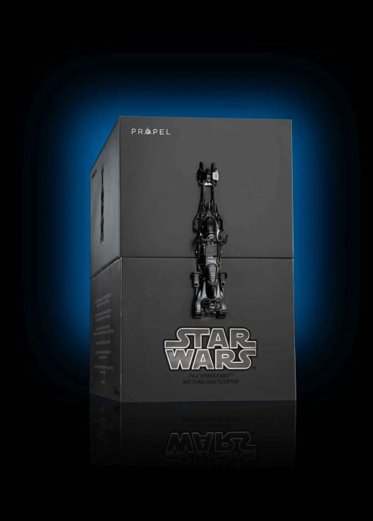 What Force Friday II Brought for Star Wars Fans Worldwide!—Propel Star Wars Elite Laser Battle Drones' 74-Z Speeder Bike—Collector's Box