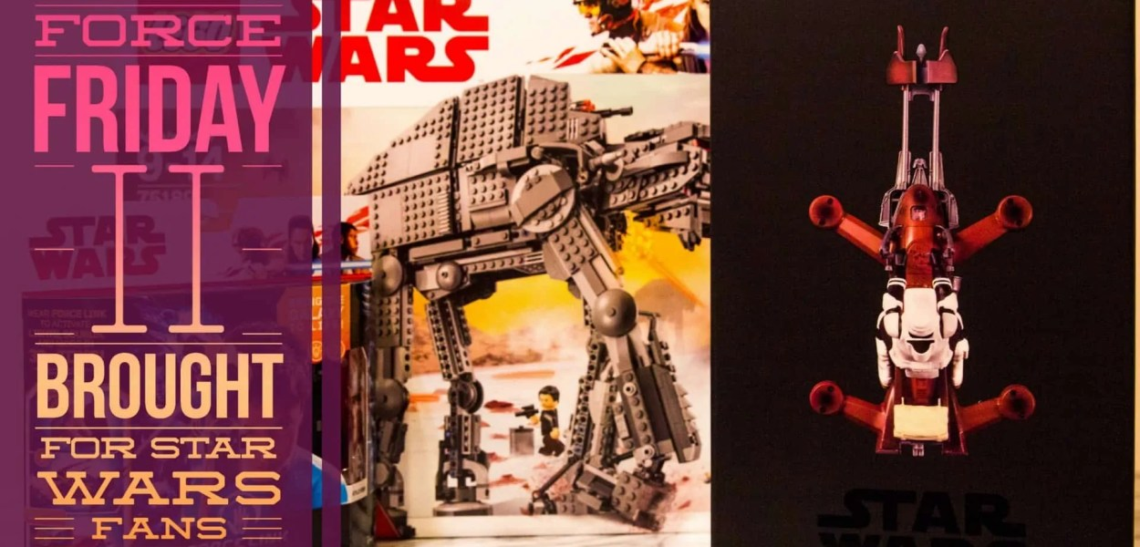 What Force Friday II Brought for Star Wars Fans Worldwide! (Featured Image)