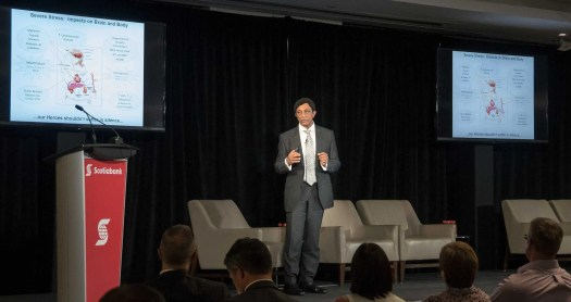 We Stand on Guard for Thee—Scotiabank and the True Patriot Love Symposium—Husseini K. Manji, MD