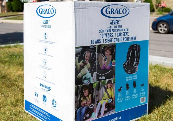 Discover Just What's So Clever About the Graco 4Ever!—The Box