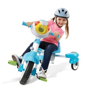 The Casey Palmer, Canadian Dad Christmas Gift Guide for... Kids! — VTech 4-in-1 Stroll & Grow Tek Trike — Drift Mode