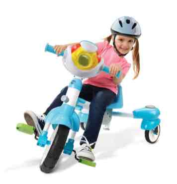 The Casey Palmer, Canadian Dad Christmas Gift Guide for... Kids! — VTech 4-in-1 Stroll & Grow Tek Trike — Drift Mode