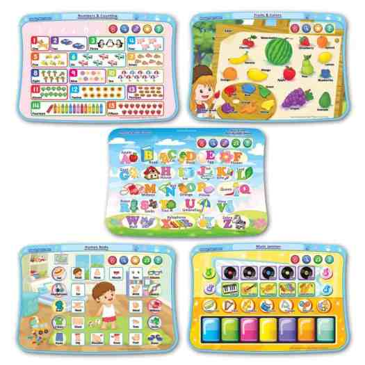 The Casey Palmer, Canadian Dad Christmas Gift Guide for... Kids! — VTech Touch & Learn Activity Desk Deluxe — Activity Cards
