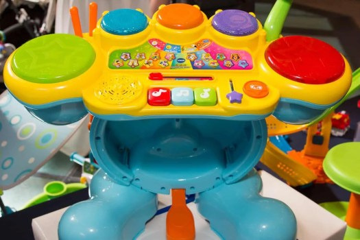 The Casey Palmer, Canadian Dad Christmas Gift Guide for... Kids! — VTech Zoo Jamz Stompin' Fun Drums