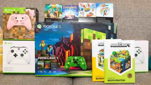 The Casey Palmer, Canadian Dad Christmas Gift Guide for... Kids! — Xbox One S Package