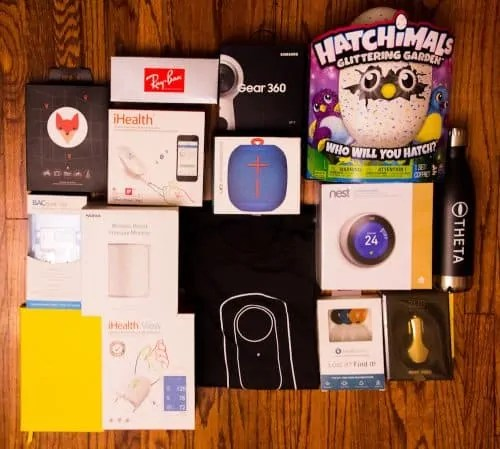 The Casey Palmer, Canadian Dad Christmas Gift Guide... for Grown-Ups! — A Haul of Gifts