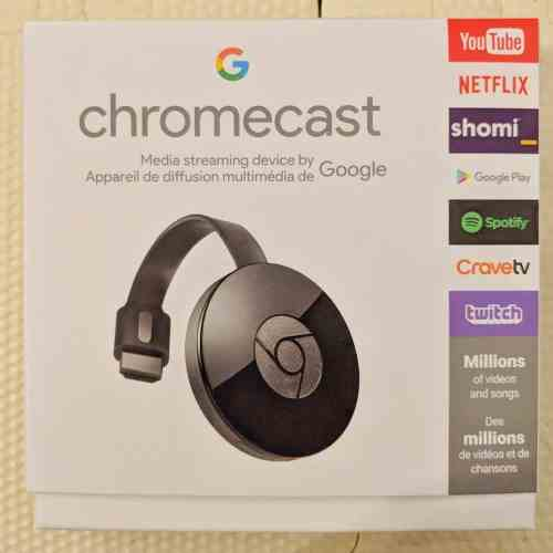 The Casey Palmer, Canadian Dad Christmas Gift Guide... for Grown-Ups!—Google Chromecast