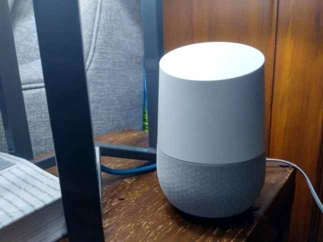 The Casey Palmer, Canadian Dad Christmas Gift Guide... for Grown-Ups! — Google Home