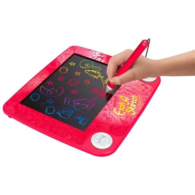 The Casey Palmer, Canadian Dad Christmas Gift Guide... for Kids! — Etch a Sketch Freestyle