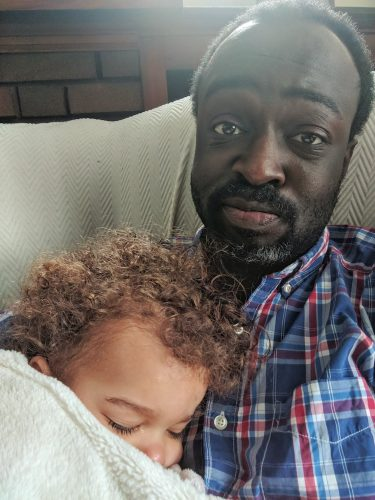 Live from the 3.5 — Back to Black — At Home with My Sick Son