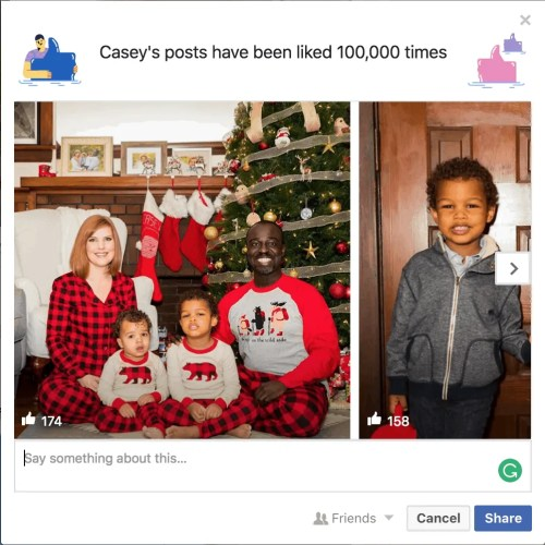 Keepin' Up with Case P — The Week That Was… March 18th – 24th, 2018 — Casey's Facebook Posts Have Been Liked 100,000 Times