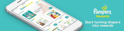That Parent Life Isn't So Hard with Pampers Rewards! — Pampers Rewards Banner