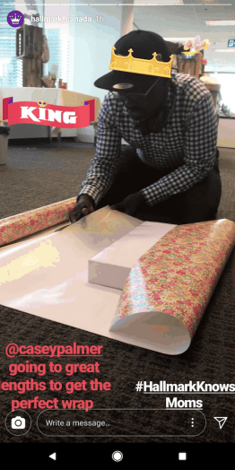 Hallmark Knows Moms — Why I'm Leaving Mother's Day to the EXPERTS. — Casey on his Wrap Game