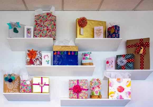 Hallmark Knows Moms—Why I'm Leaving Mother's Day to the EXPERTS.—Hallmark Wrapped Gift Display
