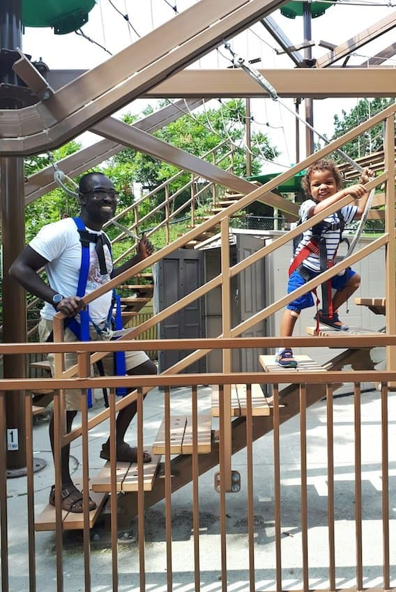 Are You a Superhero Dad? Then Mark's is Interested in YOU. — With my Kid at the Zoo