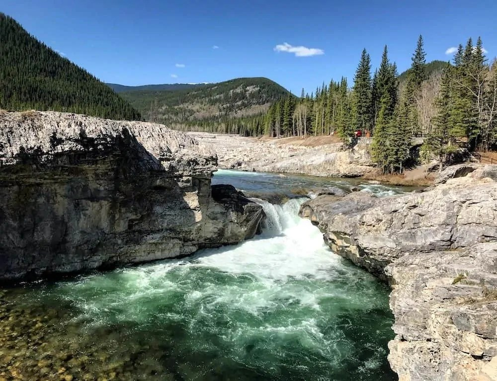 Calgary 101—The City that's More than Just the Stampede! — Elbow Falls