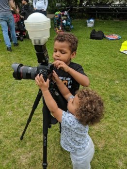The 2019 200 — Because if YOU Don't Get it Done, Who Will? — The Boys with the Canon 5D Mk IV
