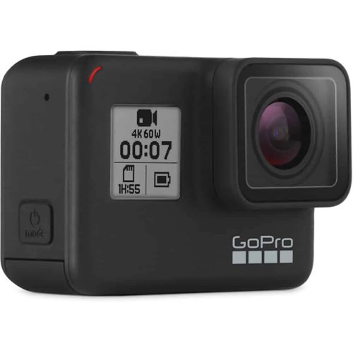 What I Want This Father's Day — A Selfish Father's Day Gift Guide by Casey E. Palmer — GoPro Hero 7 Black