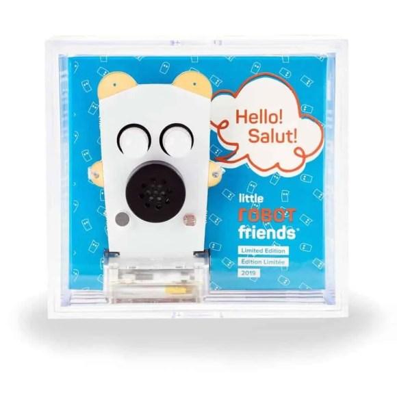 The Little Robot Friends Cubby Robot Kit