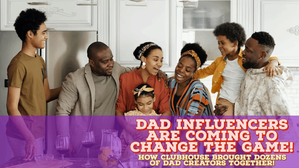 Dad Influencers are Coming to Change the Game! (Featured Image)