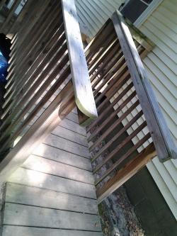 Deck Access