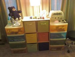 Medical Supplies Storage
