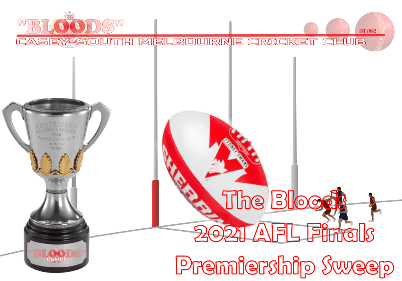 You are currently viewing The 2021 AFL Premiership Sweep