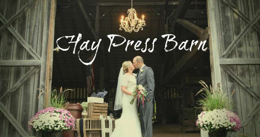 Hay Press Barn Weddings