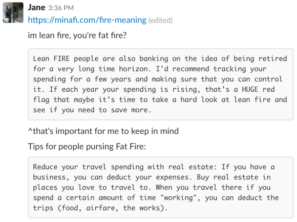 I thought I was LeanFIRE  I'm not  - Cash Fasting