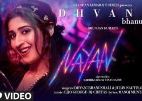 Dhvani Bhanushali's 'Nayan' song