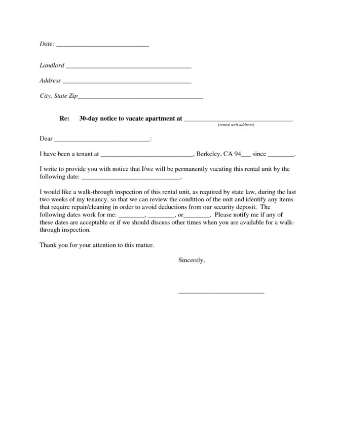 Free Best Photos Of Move Out Notice To