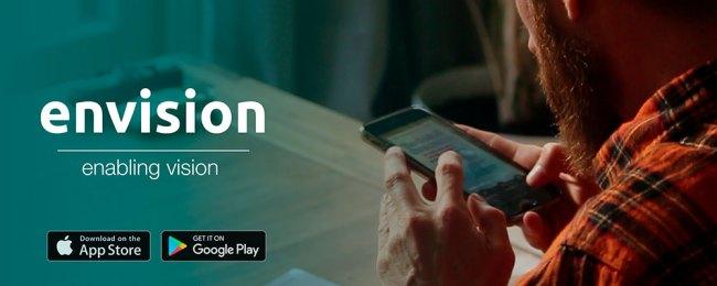 mejor app Envision