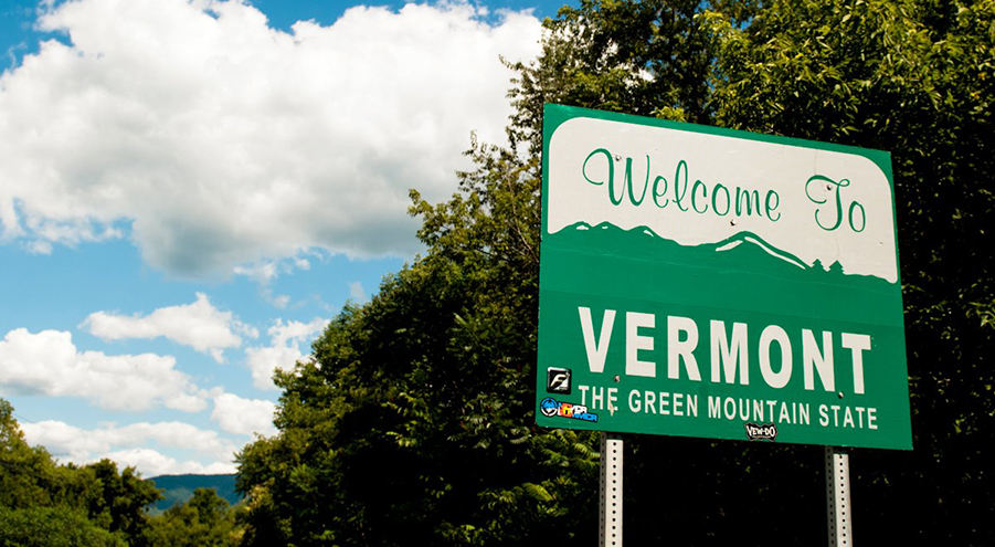 Vermont Becomes 9th State to Legalize Recreational Cannabis