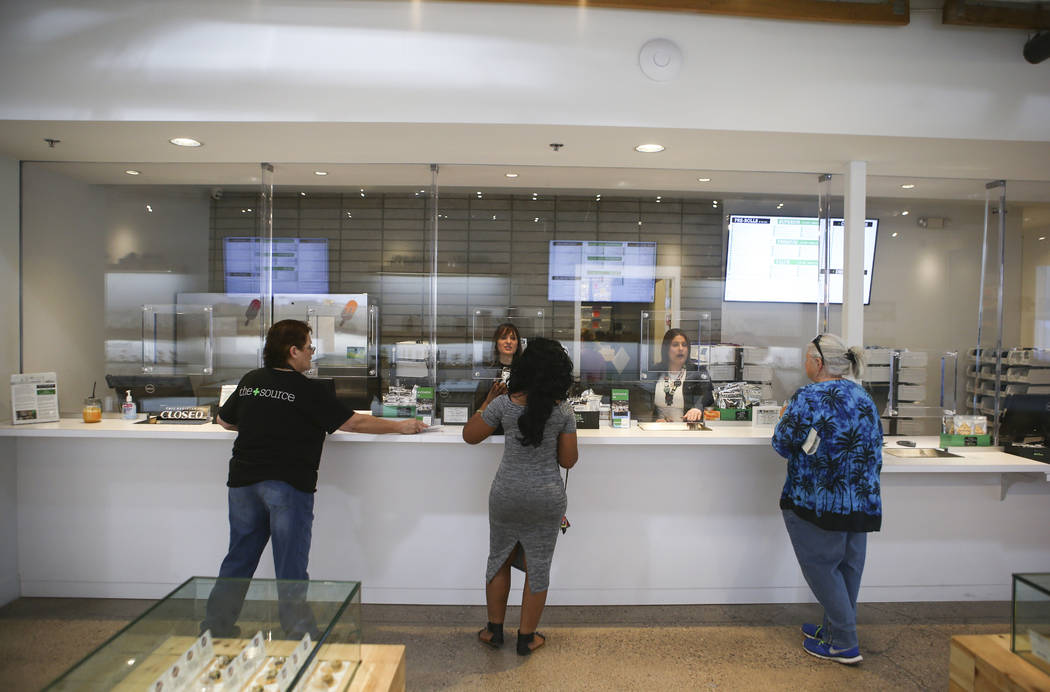 Nevada Sold $35M of Recreational Cannabis in February 2018