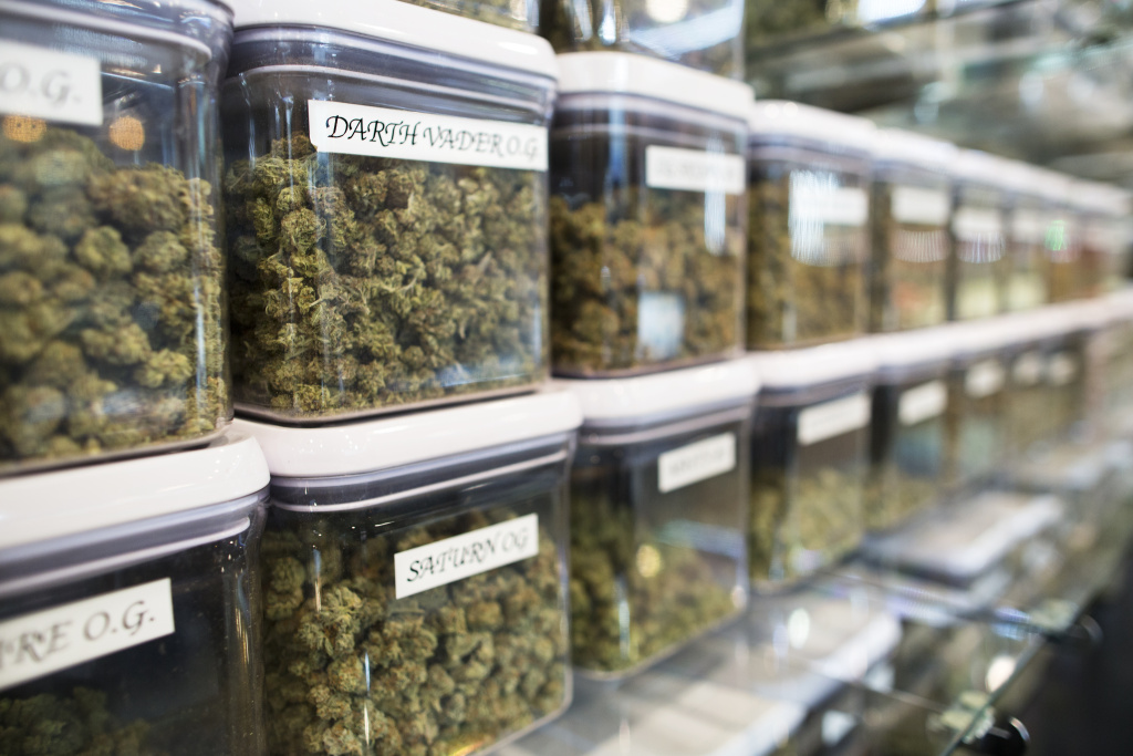 New Restrictions for the Sales of Cannabis Set in California
