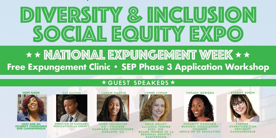NDICA Hosts Diversity & Inclusion Social Equity Expo in Celebration of National Expungement Week