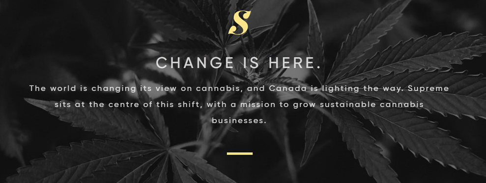 Supreme Cannabis Announces Trading Date on the Toronto Stock Exchange