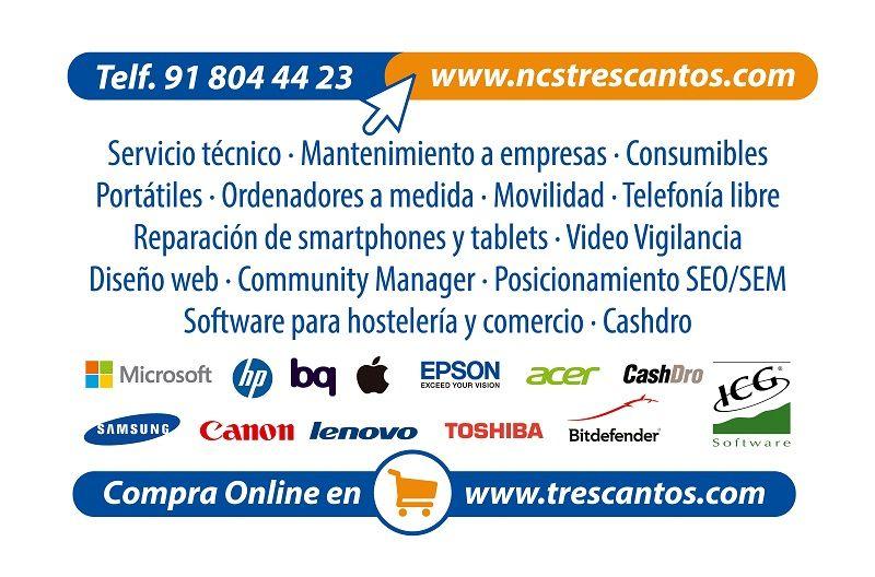 NCS Informática Tres Cantos