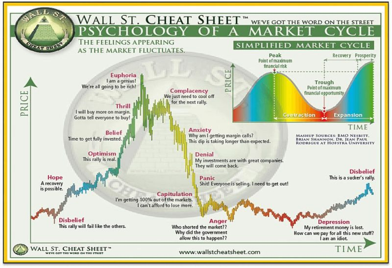 Stock Market Cycle - Cashflow Cop Police Financial Independence Blog