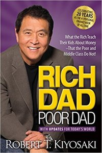 Book - Rich Dad, Poor Dad - Cashflow Cop Police Financial Independence Blog