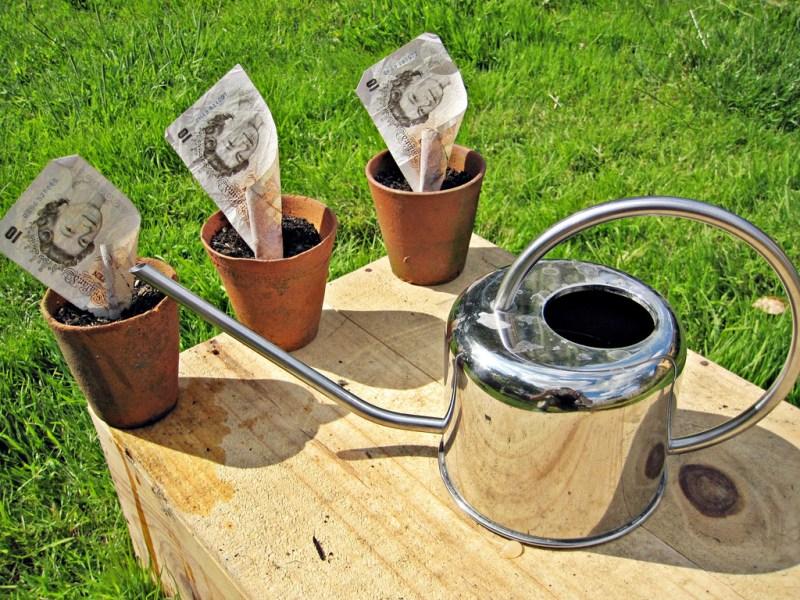 Grow Money - Cashflow Cop Police Financial Independence Blog
