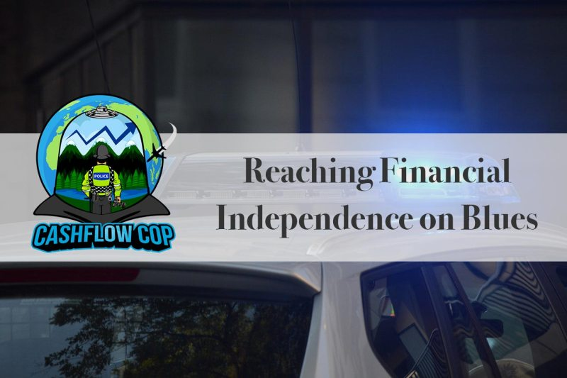 On Blues - Cashflow Cop Police Financial Independence Blog