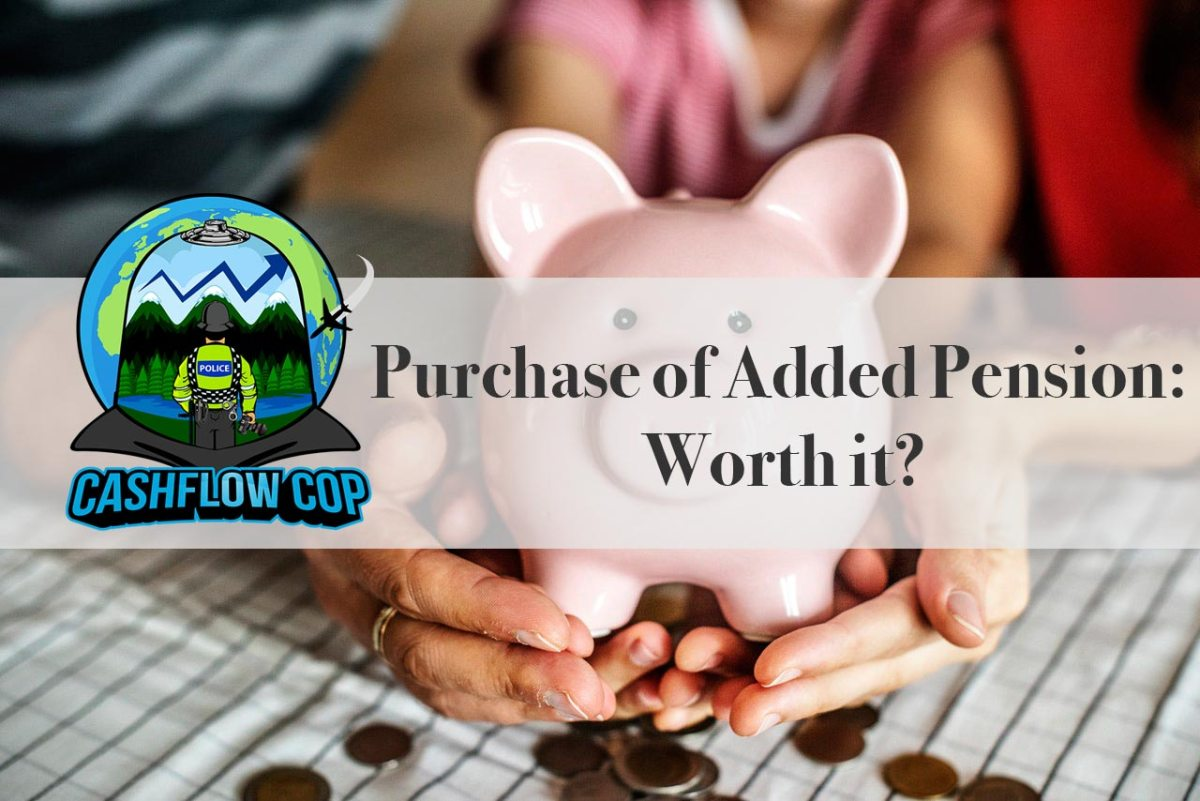 Purchase of Added Pension: Worth It?